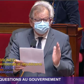 Jeunesse sacrifiée : interpellation du Gouvernement
